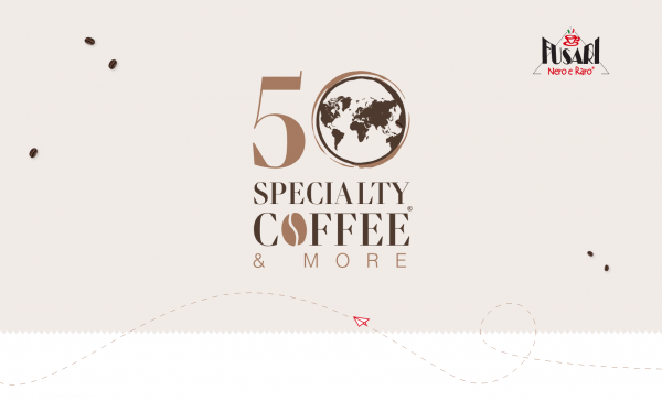 50 specialty coffee & more: evento dedicato a caffè specialty, gourmet e rari di Caffè Fusari
