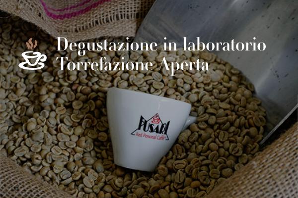 Torrefazione aperta: Caffè Fusari apre le porte della sua torrefazione artigianale per offrire al pubblico un'esperienza in laboratorio unica